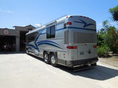 Bus Conversion, Buses, Motorhome, Tours, Rv, Busses, Motor Homes, Camper, Mobile Home