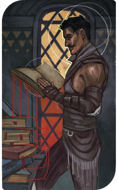 Dorian Pavus. Dragon 3