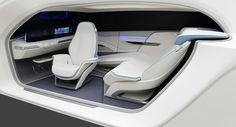 CES 2017: Hyundai's Healthcare Cockpit Will Monitor And Relieve Your Stress Levels #CES #Concepts