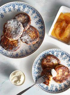 Racuchy z karmelizowanymi gruszkami. Kuchnia Lidla - Lidl Polska. #lidl #Paweł…