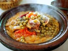 Fantastic looking Moroccan food ….