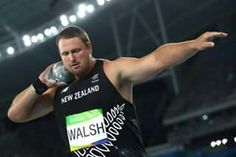 Tom Walsh Rio Olympic Games, Olympics