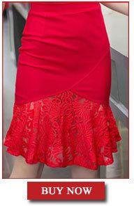 Aliexpress.com: Comprar Faldas Lápiz de Las Mujeres 2016 Nueva Llegada de La Manera Camisas Del Cordón de la Alta Cintura Floral Elegante Bodycon Camisas Estilo Coreano Verano S 2XL de mujeres camisa formal fiable proveedores en NEW FASHION SHOW