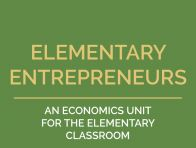 Economics Lesson Plan Elementary Entrepreneurs: Real life examples are important to use when educating students. Every day, students in your classroom visit businesses and stores around town. This unit will take them through an entrepreneurial jou