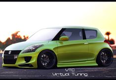 Suzuki Swift Sport, Vtc, Car Wrap, David, Racing, Bike, Sports, 4 Wheelers, Bicycle Kick