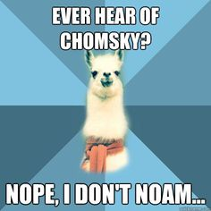slp humor Oh phonetics!