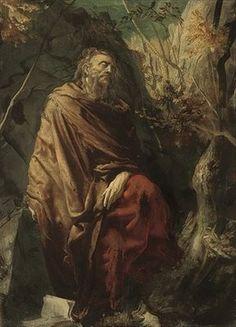 Pietro Annigoni - St Gerome