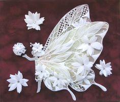 Pergamano, Parchment craft, fée, fairy. https://www.avecpassion.fr/29-pergamano-parchment-craft-dentelle-papier-parchemin
