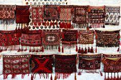 Uzbekistan bags