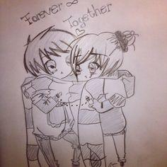 "Anime "" Forever Together """