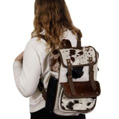 Smithers Cowhide Leather Backpacks are unique limited edition designs featuring real hand crafted bags for Men & Woman, Boys and Girls Uk coolest bag store Winter Walk, Craft Bags, Cool Backpacks, Cowhide Leather, Leather Backpack, Fashion Backpack, Cool Stuff, Unique, Fashion Trends