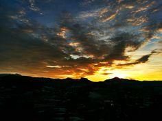 Bismantova sunset