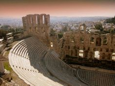 Amphitheatre of Herodeus- Maissonet FB