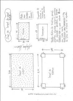 Esquema de modelagem de jogo de lençol de casal padrão.