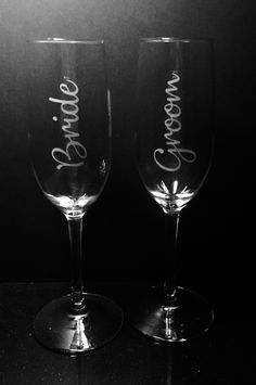 25 x Wedding ring stencils for etching on glass glassware gift present favor