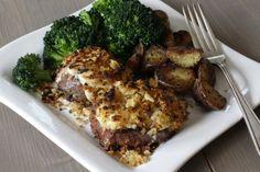 Petite Steaks With Homemade Prepared Horseradish Crust