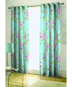 Buy Canterbury Curtains -165cm x 180cm - Multicoloured at Argos.co.uk - Your Online Shop for Curtains.