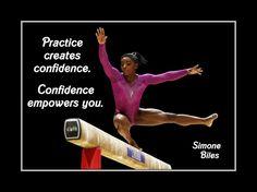 "Simone Biles Motivational Quote Rio Olympics Poster 13x20"" / 24x36"" / 32x48""  http://www.ebay.com/itm/201651418337?var=&ssPageName=STRK:MESELX:IT&_trksid=p3984.m1555.l2649"