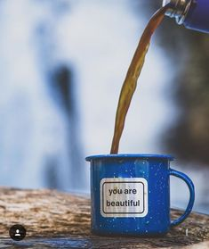 Nothing like coffee the great outdoors and #yabsticker to get you going!  Thanks for sharing @mitchellandrewphoto
