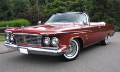 alittlethis,alittlethat — 1963 CHRYSLER IMPERIAL CROWN CONVERTIBLE