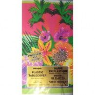 Luau Party Tablecover from Australia's Party Supplies. Luau Theme, Luau Party, Summer Beach Party, Party Rock, Beach Themes, Hawaiian, Party Supplies, Balloons, Island