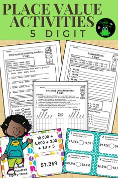 60 Best Expanded Form Images Teaching Math 4th Grade Math