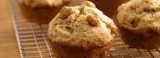 Muffins med banan og honning