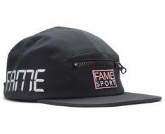 Hall of Fame - Fame Sport Camper - Black
