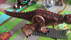 Jurassic World LEGO Fallen Kingdom 2018