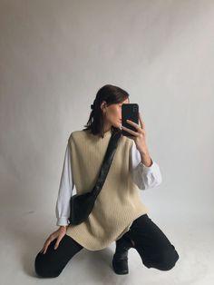 Minimal Outfit, Minimal Fashion, Minimal Clothing, Aesthetic Fashion, Aesthetic Clothes, Fall Outfits, Casual Outfits, Autumn Fashion, Autumn Style