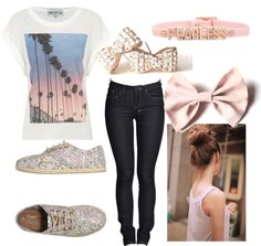 """""""miami"""" by raynefalls on Polyvore"""