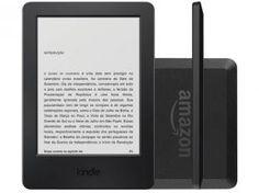"""Kindle 7ª Geração Wi-Fi 4GB Tela 6"""" - Mais de 2.000 Livros - Amazon"""