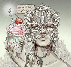 Chiara Bautista ~ Happy Birthday ❤️ Lisa