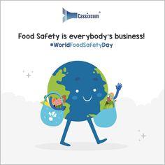 You don't want to be the victim of another virus. Eat Fresh. Be Safe. #FoodSafetyDay2021 #Cassixcom #WorldFoodSafetyDay #EatFresh #StaySafe #FoodSafety #UN #GoodFood #GoodHealth #DigitalMarketing #CreativeAgency #OnlineMarketing #SocialMediaMarketing #WebsiteDesign Social Media Marketing, Online Marketing, Digital Marketing, Food Safety, The Victim, Good Food, Fresh, Creative, Home Decor