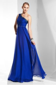 A Few Of My Favourite Things Sequin Evening Dressesblue Bridesmaid