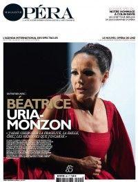 Opéra Magazine #85 : Béatrice Uria-Monzon
