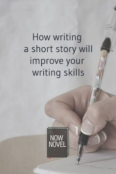 How to Write a Short Story and Improve
