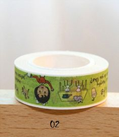 1 Pcs Novelty Funny Chinese Word Label Text Index Washi Tape Diy Planner Diary Scrapbooking Masking Tape Escolar Rich In Poetic And Pictorial Splendor Tapes, Adhesives & Fasteners