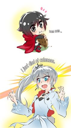Tiny Ruby is too much for Weiss
