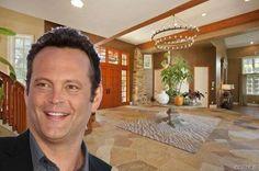 Vince Vaughn's new beach house in Manhattan Beach #LosAngeles Celebrity Homes For Sale, Celebrity Houses, Beach Mansion, Beach House, Orlando Florida, Vince Vaughn, The Beautiful South, Rich Home, Manhattan