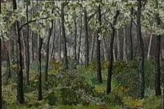 Landscape Art Quilt