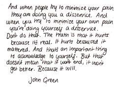 Looking for Alaska-John Green...read it. it will change you
