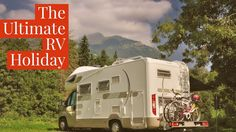 The Ultimate RV Holiday | It might be your goal to see all 50 states and is probably a dream of many who travel by RV. Drive around any campground and you're sure to spot a few rigs with magnetic U.S. maps on the side with each magnet representing a state they have visited. Adding new states to the map is a right of passage for many RVers and each new state brings you closer to the ultimate  RVers goal. RV in all 50 states.  But what do you do when you get there?