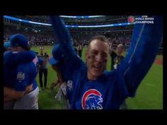 Cubs - Indians World Series Game 7 (Final Out) Congratulation Cubs!!!