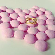 Mit pastel hjerte. #hvisk #hviskstyling #hviskstylist #hviskjewellery #hviskpastel #smykker #jewellery #ringen #fingerring #fingerringe #ring #mentos