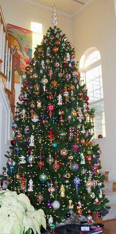 I love radko ornaments.