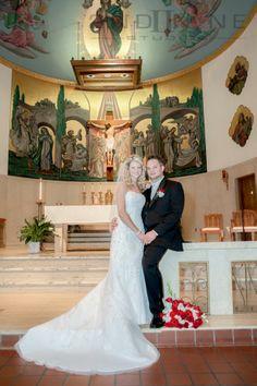 #pittsburghweddings #brideandgroom #weddingphotography, pittsburgh churches, bride and groom church photo, beautiful bride, @2nd II None Productions