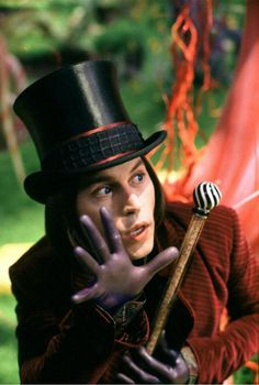 Johnny - Charlie and the CHOCOLATE FACTORY