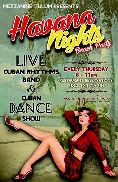 Havana Nights - Havana, Cuba