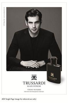 TRUSSARDI BLACK EXTREME  #perfume #Trussardi #men